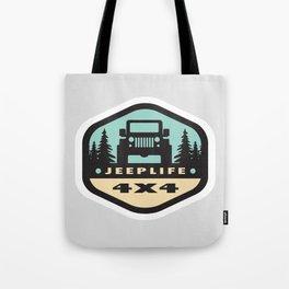 JEEPLIFE 'Yosemite' Tote Bag