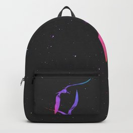 The magnificent frigatebirds *L* by #Bizzartino Backpack