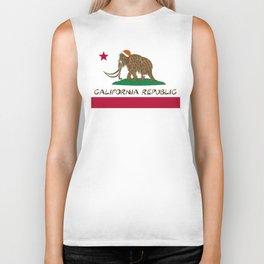 Mammoth California Biker Tank