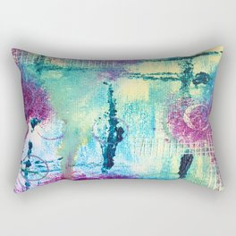 PURPLE HAZE Rectangular Pillow