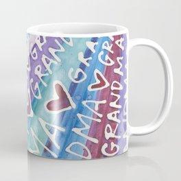 Grandma Love Coffee Mug