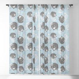 Creepers Sheer Curtain