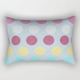 AWLO Dots  Rectangular Pillow