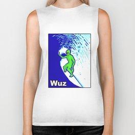 Wuz Surf Biker Tank