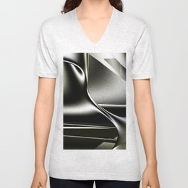 Sinuosity Unisex V-Neck
