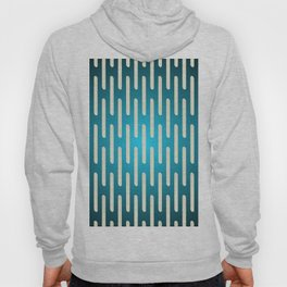 seamless pattern with gradient background Hoody