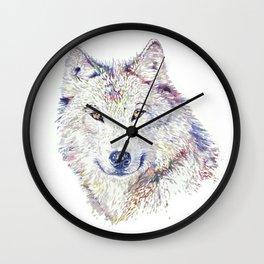 """Homo homini lupus est."" Wall Clock"
