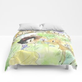 Snow White and the Seven Dwarves Comforters