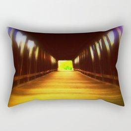 Model  Rectangular Pillow