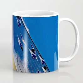 When music touches the blue sky Coffee Mug