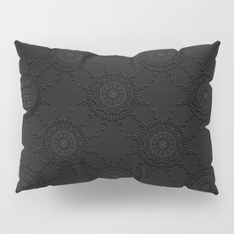 13 witch. witchcraft. sorceress, enchantress, occultist, necromancer, Wiccan; Pillow Sham