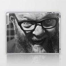 weird. beard. Laptop & iPad Skin