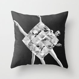 I Could Have Done It Myself Throw Pillow