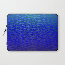 Sharks In Deep Water. Laptop Sleeve