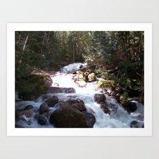 High Water Art Print