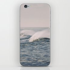 stormy waters iPhone & iPod Skin