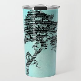 Bodhi Tree Travel Mug
