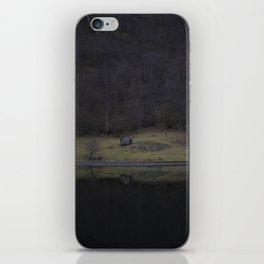 Violet island (Fjord) iPhone Skin
