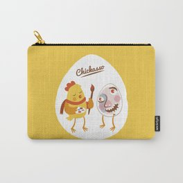 Chickasso Carry-All Pouch