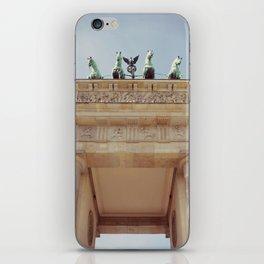 Brandenburg Gate Berlin iPhone Skin