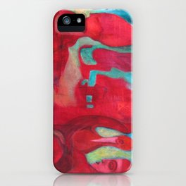 The Mechanisms of Beief Part One iPhone Case