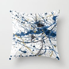 Sometimes At Night, I Sleep Throw Pillow