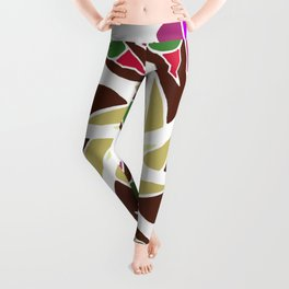 Mandala native Leggings