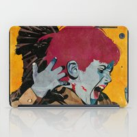 wesley bird iPad Cases featuring Bird by Alvaro Tapia Hidalgo