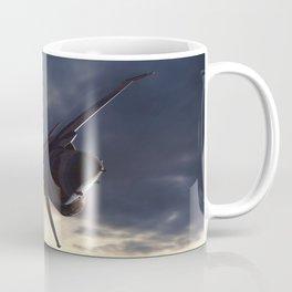 Morning Aerob(at)ics Coffee Mug