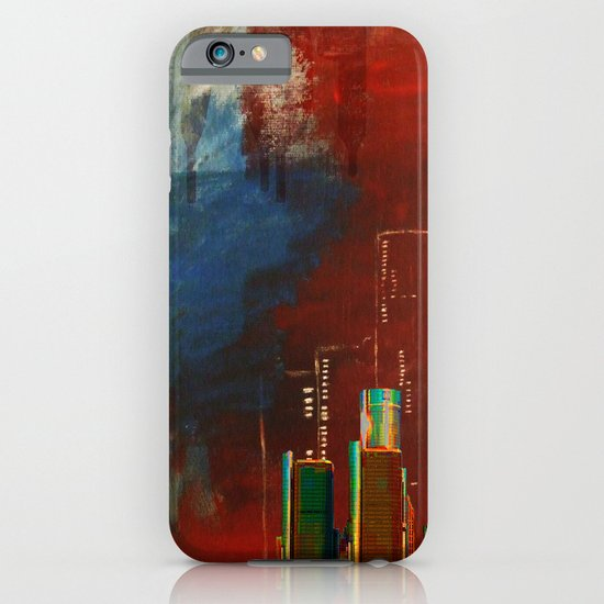 Death of Detriot - Skyline  iPhone & iPod Case