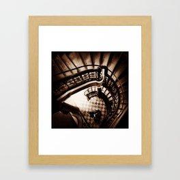 Umbrella. Framed Art Print