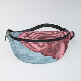Well, it is a lot to process even from inside a processor Fanny Pack