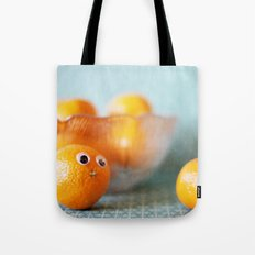 Hi, Little Cutie! Tote Bag