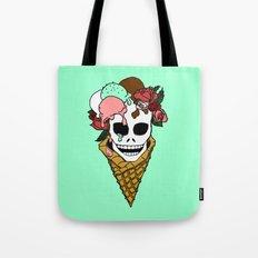 Hella Mint Tote Bag