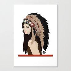Kasa Canvas Print