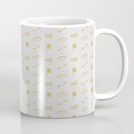 Everlark pattern Coffee Mug