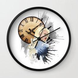 Tardy Wall Clock