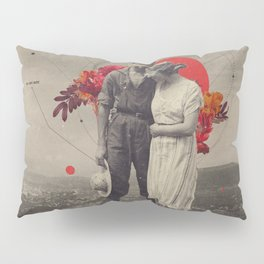 By My Side Pillow Sham
