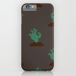 Halloween Hands iPhone Case