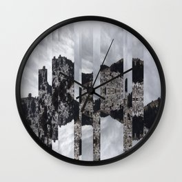 Golden, Colorado Wall Clock