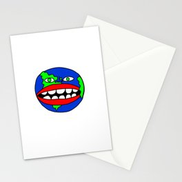 Goons World Stationery Cards
