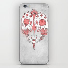 With open arms iPhone Skin