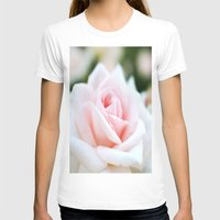 rose T-shirts featuring Rose by WhimsyRomance&Fun