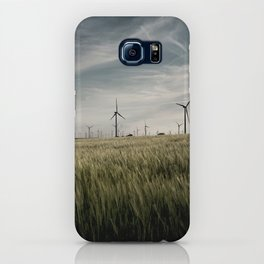 Wind mils iPhone Case
