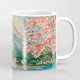 Mt. Fuji Coffee Mug