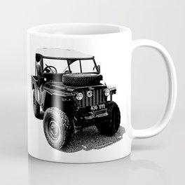 1955 Land Rover - Mavis Coffee Mug