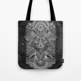 Etched Offering II Tote Bag