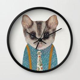 Possum Wall Clock