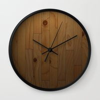 woody Wall Clocks featuring Woody by Cloz000