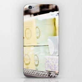 Window Display in Paris iPhone Skin